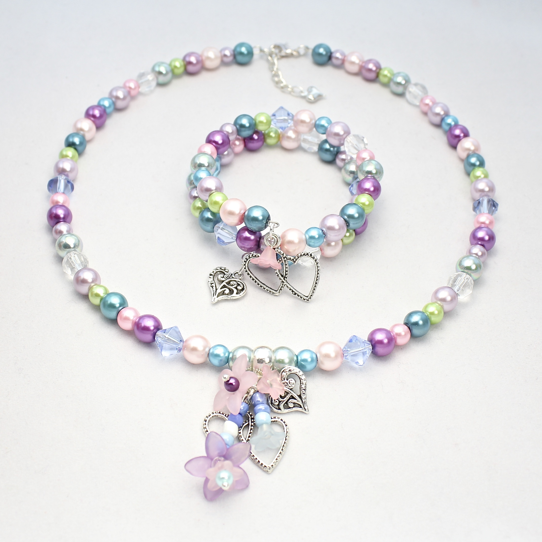 Waterfall Beads Jewellery Making Parties & Kits for Girls ...