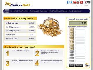 247 Cash For Gold