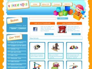 4 Little Tots Online Baby Shop