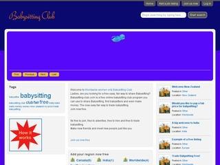 Free Babysitting Club