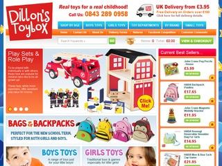 Dillon's Toybox