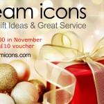 ream Icons November Promotion