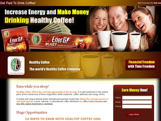 Get Paid to Drink Coffee!
