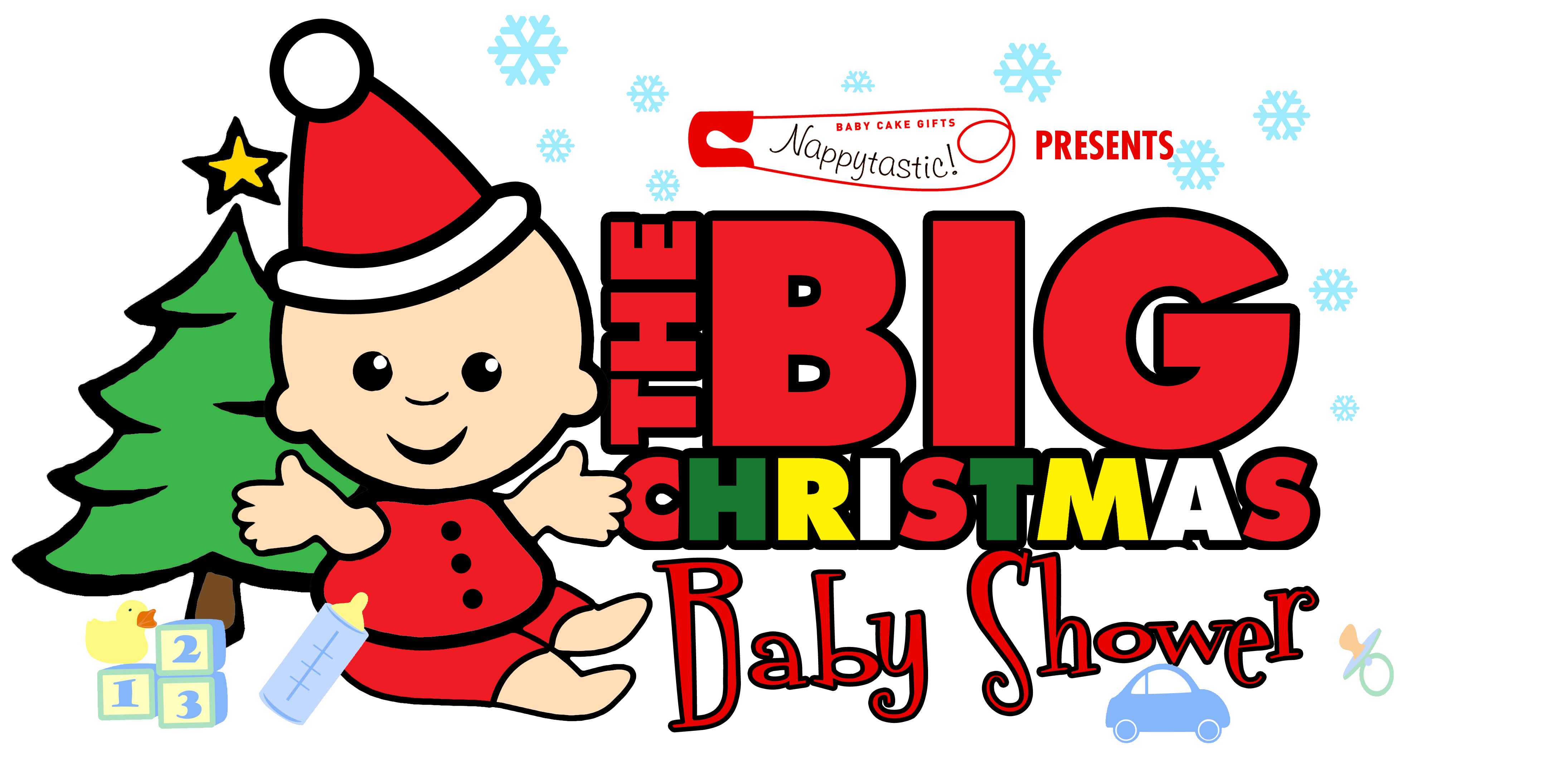 The BIG Christmas Baby Shower 2011 @Nappytastic