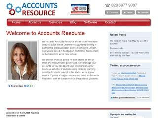 Accounts Resource Limited