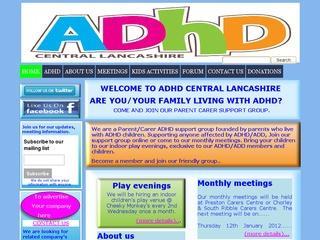 ADHD Central Lancashire