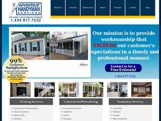 Advantage handyman services