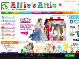 Alfie's Attic