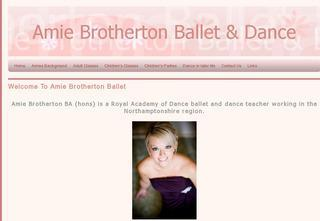 Amie's Baby Ballet and Dance