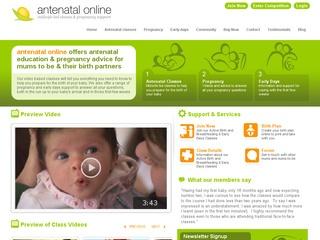 Antenatal Online