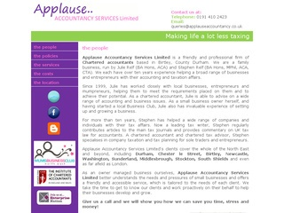 Applause Accountancy Services Limited