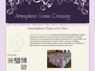 Lancashire Chair Cover Hire & Venue Dressing