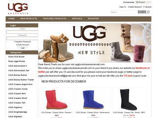 BIG Savings - 27% OFF - UGG Boots Bailey Button for Sale