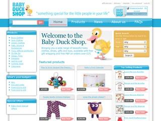 Baby Duck Shop