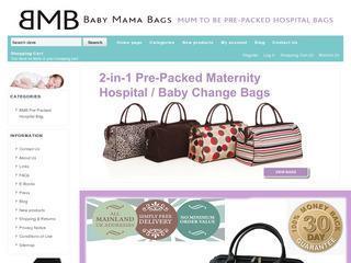 Baby Mama Bags