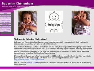 Babysign Classes