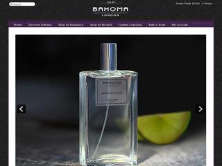 Bahoma Luxury Candles London