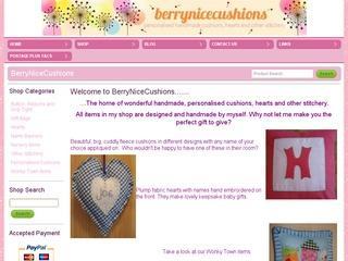 BerryNiceCushions