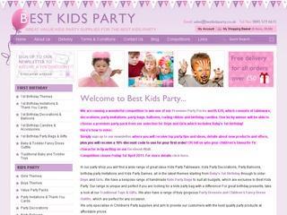 BEST KIDS PARTY
