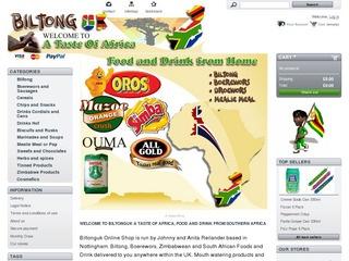 Biltong UK A Taste Of Africa