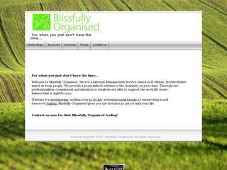 Organiser/Declutterer/Household Management