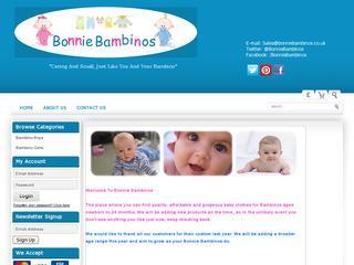 Bonnie Bambinos