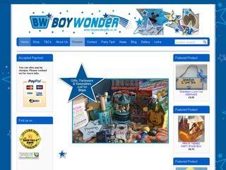 Boy Wonder Gifts