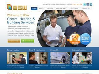 BSW Boiler Repairs