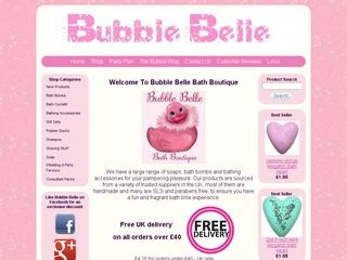 Bubble Belle