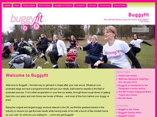 Buggyfit classes