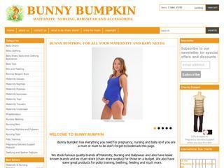 Bunny Bumpkin Maternity Nursing & Babywear