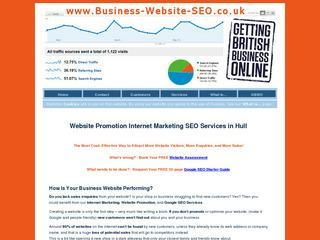 Business Website SEO Internet Marketing