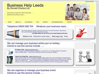 Business Help Leeds