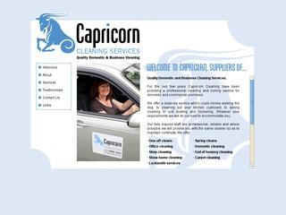 Capricorn Cleaning Services