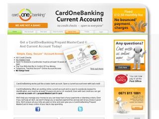 CardOneBanking