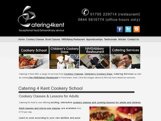 Catering4kent and HMSAbbey restaurant