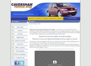 Caversham Vehicle Hire
