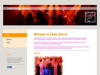 Chaos Disco's Cornwall