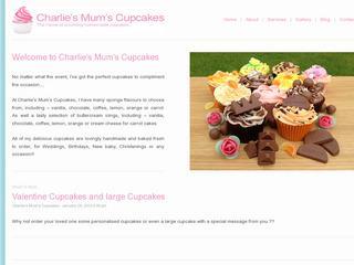 Charlie's Mums Cupcakes