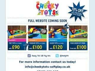 Cheeky Tots Soft Play Hire