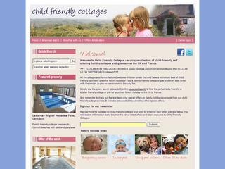 Child Friendly Cottages