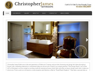 Christopher James Bathrooms