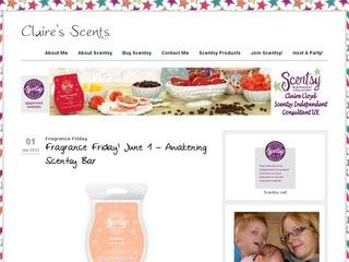 Scentsy Independent Consultant UK