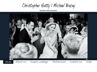 Contemporary Professional Wedding Photography
