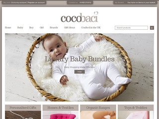 Cocobaci new website