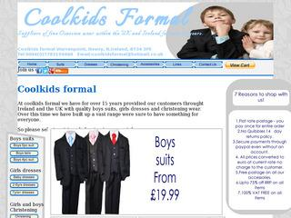 Coolkids formal