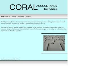 Coral Accountancy Services