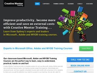 Creative Mentor Training