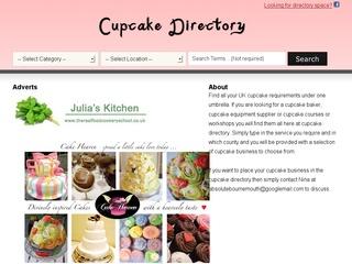 Cupcake Directory
