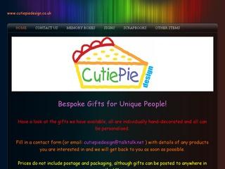 Cutie Pie Design